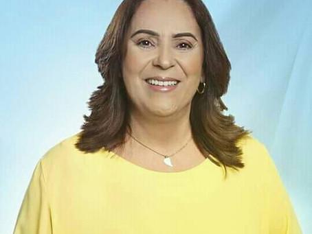 Prefeita de Martins viaja a Brasília em busca de recursos