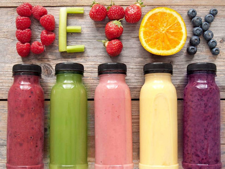 Dietas detox: nutricionista alerta sobre os perigos e recomenda manter alimentação equilibrada