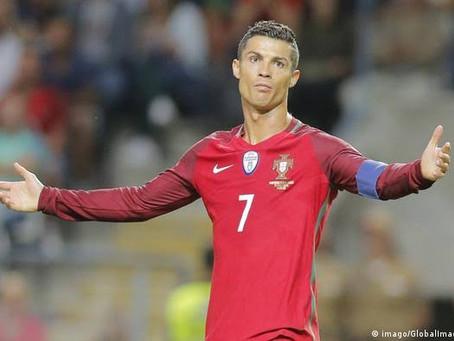 Cristiano Ronaldo cai em golpe e perde quase R$ 2 milhões
