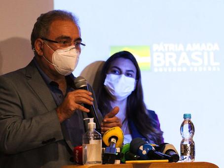 """""""Governo Bolsonaro não tolera corrupção"""", diz Ministro da Saúde"""