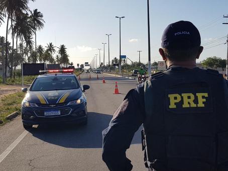 Polícia Rodoviária Federal inicia Operação Carnaval 2021 no Rio Grande do Norte