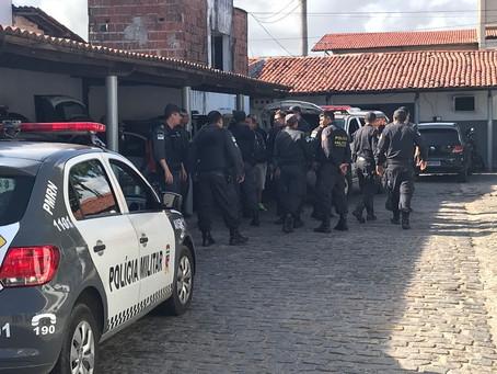 PM ameaça parar 35% do efetivo no RN por falta de pagamento de diárias