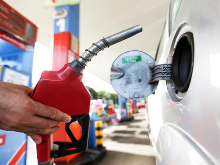 Preços do diesel e da gasolina sobem pela 11ª semana seguida