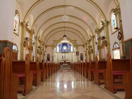 ATUALIZAÇÃO: Governo do RN volta atrás e diz que não autoriza abertura de templos e igrejas