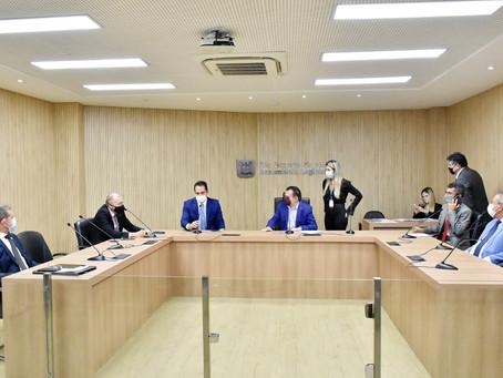 Raimundo Fernandes (PSDB) é eleito presidente da Comissão de Constituição e Justiça da ALRN