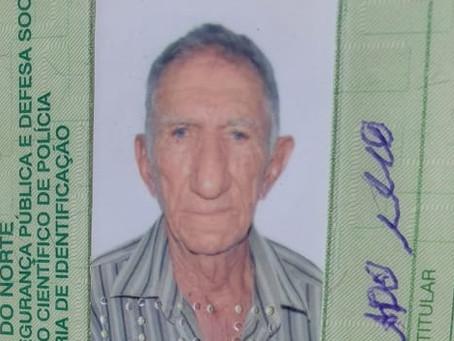Idoso de 84 anos morre após cair da cama enquanto dormia em Mossoró