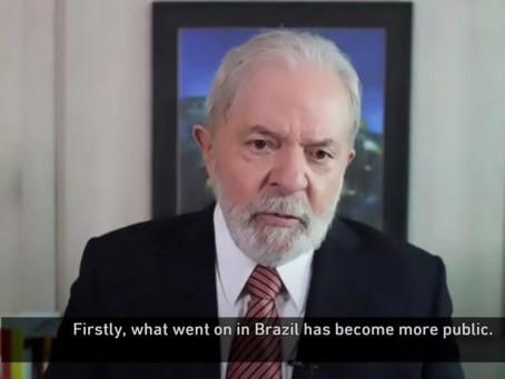 """""""Empresários deviam fazer reza e pagar promessa para que eu voltasse"""", diz Lula"""