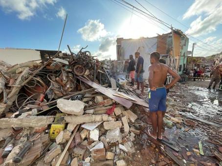Tragédia em Natal: Quatro pessoas morrem após explosão em residência