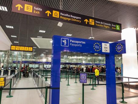 A partir de primeiro de julho, viajantes do Brasil não entrarão na Europa