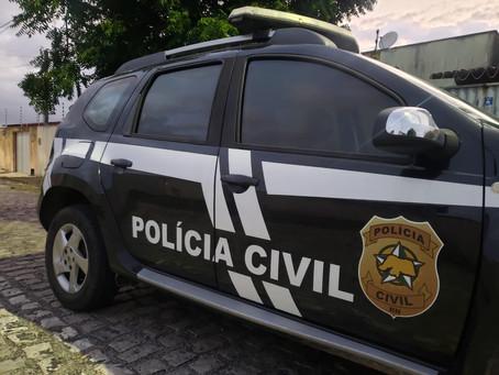Suspeito de tráfico de drogas é preso pela Polícia Civil em Marcelino Vieira