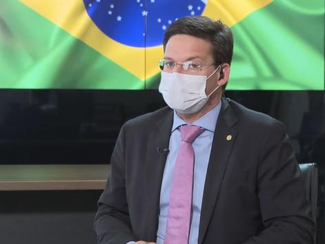 Governo anuncia Auxílio Brasil de R$ 400 a partir de novembro