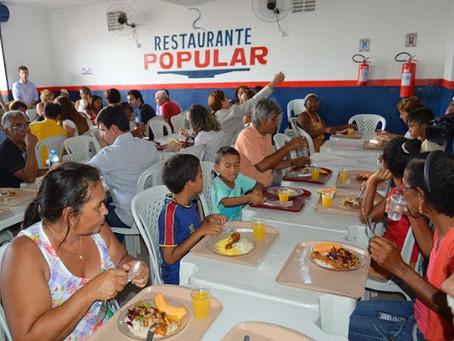 Governo do RN contratou sem licitação empresa com irregularidades no programa do restaurante popular