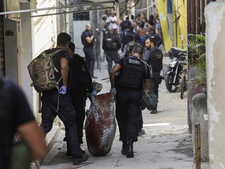 Lista de mortos no Jacarezinho: 25 tinham ficha criminal e há provas contra os outros 2, diz polícia