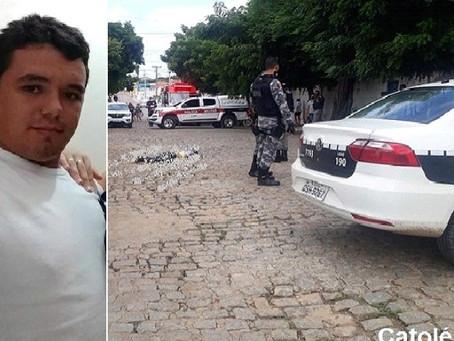 Homem é executado a tiros no Centro da cidade de Catolé do Rocha/PB