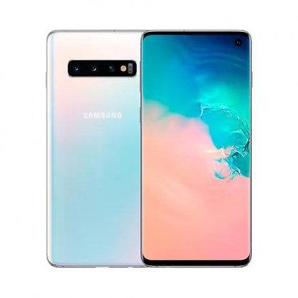 Smartphone Samsung Galaxy S10, Branco, 128GB