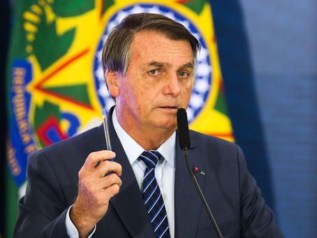 VÍDEO: Bolsonaro cogita decreto contra restrições nos Estados