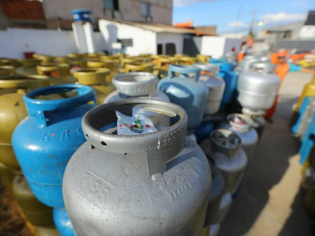 Com novo aumento da Petrobrás, gás de cozinha pode chegar a R$ 95 no RN