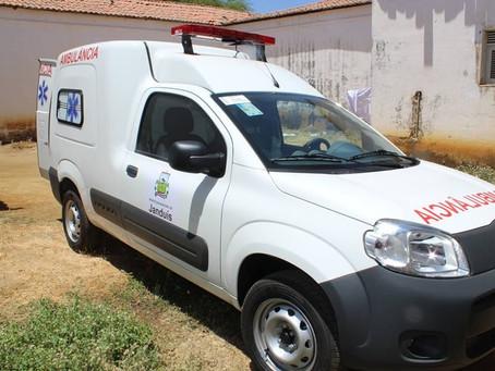 Motorista faz sexo dentro de ambulância de prefeitura de Janduís/RN e é demitido
