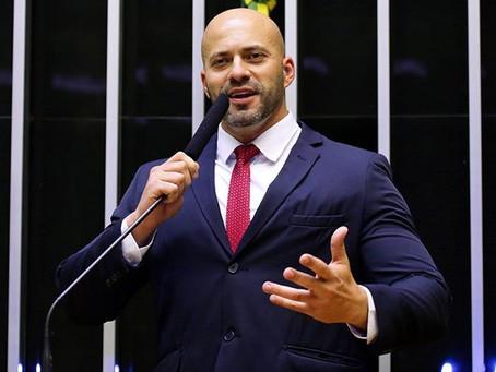 Preso, Daniel Silveira é anunciado em novo partido