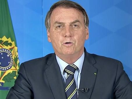 Bolsonaro usa o Flamengo para se vingar da Globo