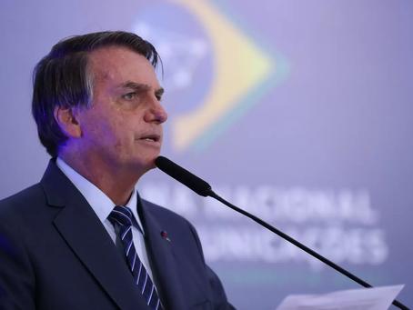 """""""Se eu baixar um decreto, ele vai ser cumprido"""", diz Bolsonaro ao defender livre circulação"""