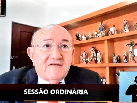 Vivaldo Costa solicita recapeamento asfáltico da RN que interliga Carnaúba dos Dantas e Picuí