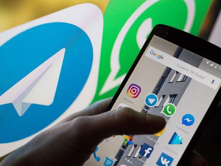 Confira como migrar as conversas do WhatsApp para o Telegram