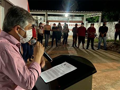 Prefeitura inaugura Unidade de Atendimento Covid-19 em Governador Dix-Sept Rosado