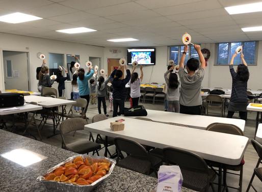 2019 봄학기 14주차 - 체육활동반, 소고춤