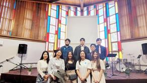 2021년 부활절 예배 - EM