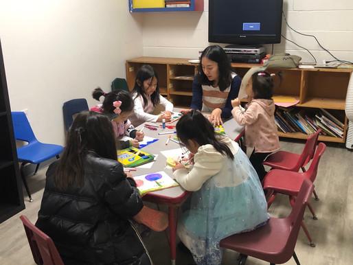 2019-2020 한글학교 10주차 수업전경