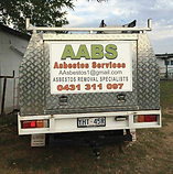 Contact Canberra Asbestos Removal
