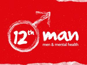 12th Man: Tackling stigma around mental health