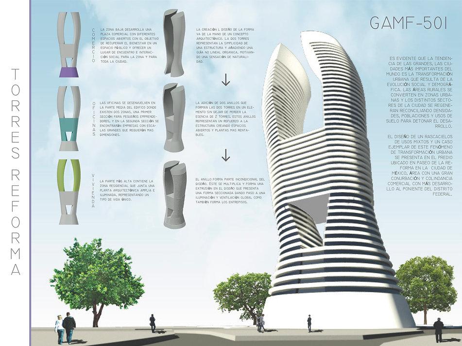 Segunda Fase Torres Reforma Mayoarquitectura