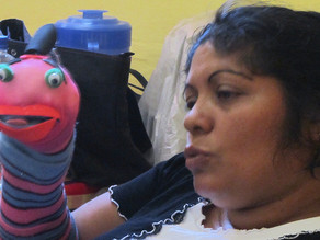 Puppetry and Storytelling, Midwives Collective Suchitoto, El Salvador
