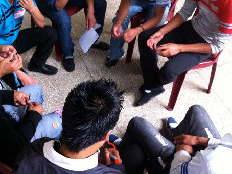 Leadership Training: Stories of Conflict, Guatemala