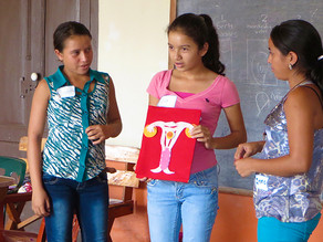 Peer Health Education Collaboration Suchitoto Midwives Collective and Centro Arte Para La Paz