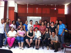 Creativity Program: Psychologists at Mental Health Clinic, San Miguel, El Salvador