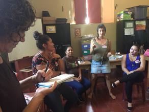 Teachers Workshop: How to Convince Parents the Value of School Participation, Suchitoto, El Salvador