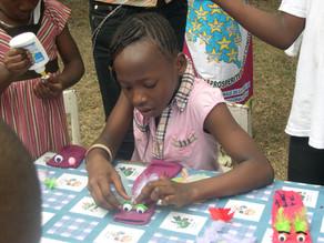 Creativity Workshop: Creativity to Foster Tolerance, Kinshasa, Democratic Republic of the Congo