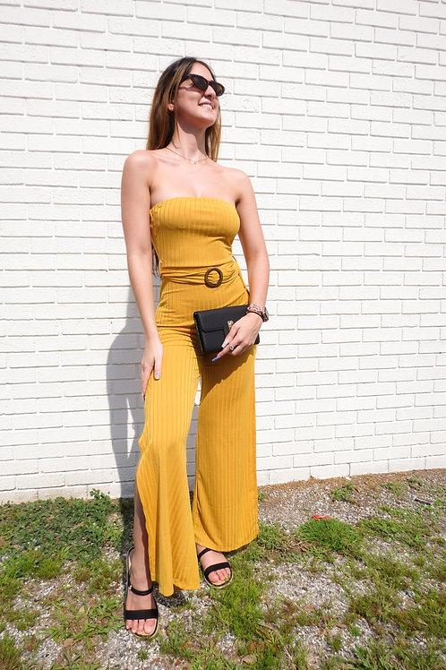 Sunflower Jumpsuit