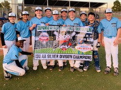 Domingo Ayala Silver Champs