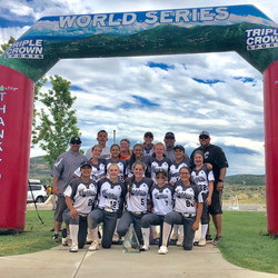 2018 TCS 3rd Place World Series