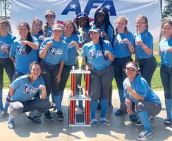AFA 2019 Runner Up