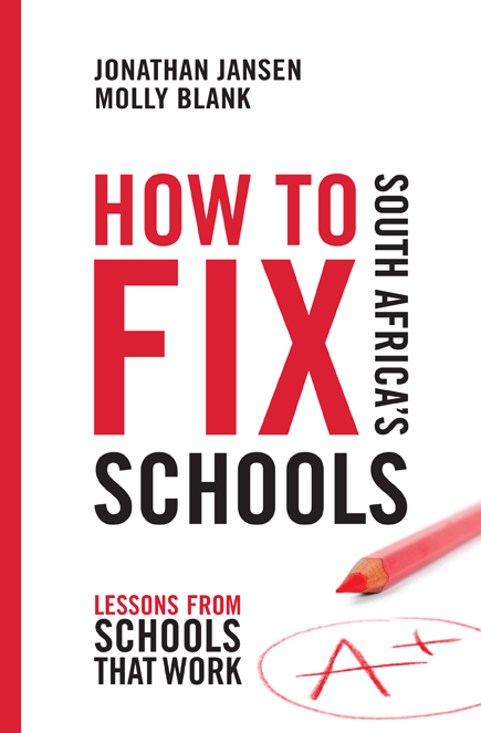 how to fix South Africa's schools