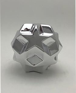 esfera plata