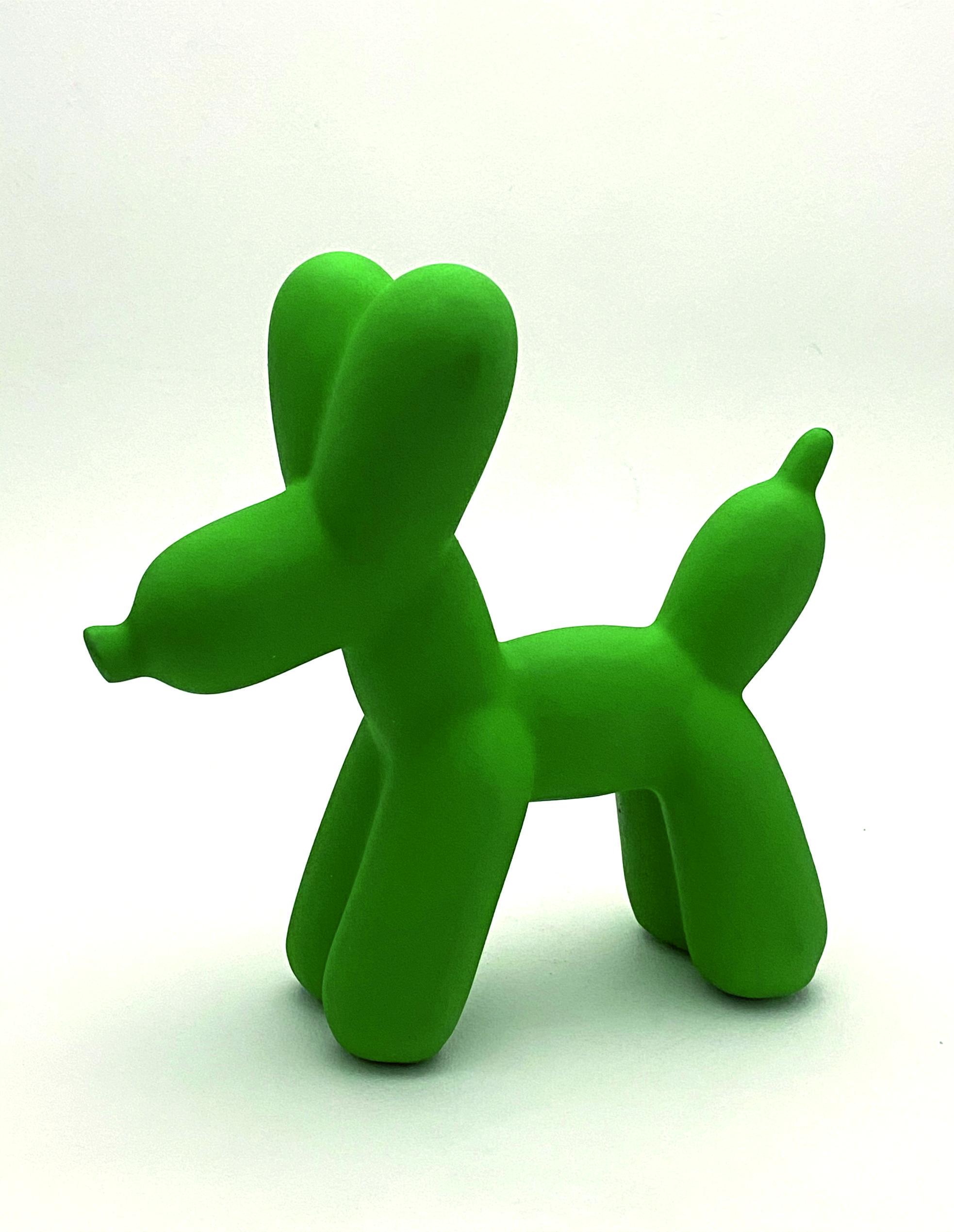 Perro globo mate_L619 perfil