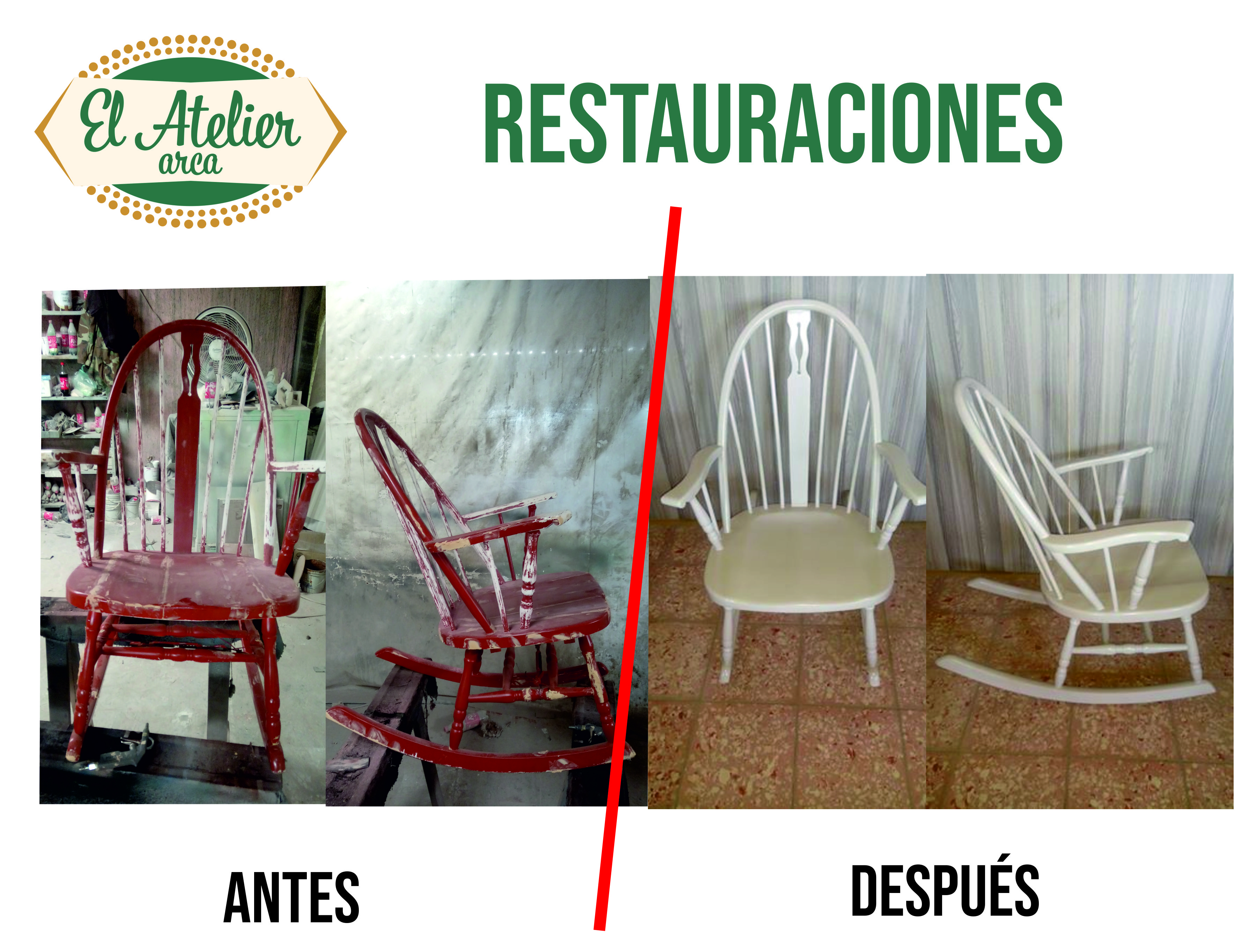 #elatelierarca #restauración