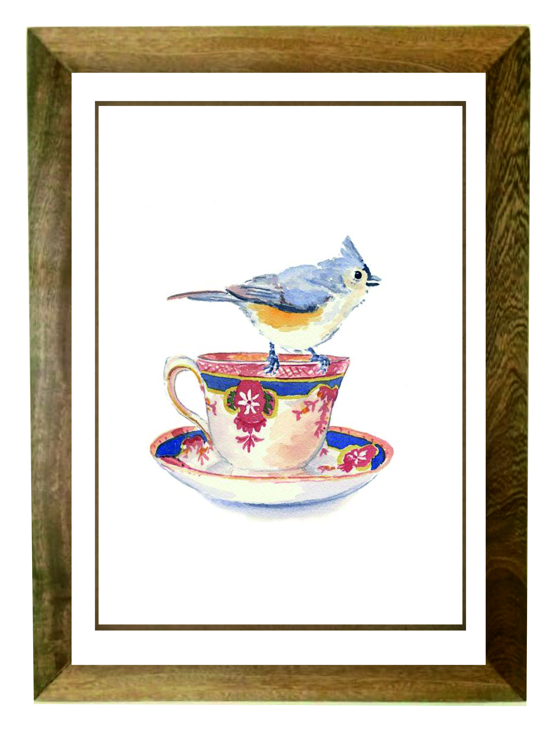 Bird and Tea