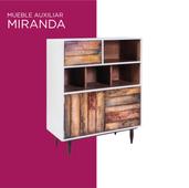 Mueble auxiliar Miranda